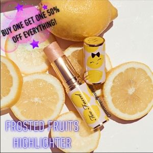 🆕🍋 Tutti Frutti Frosted Fruits Highlighter Stick